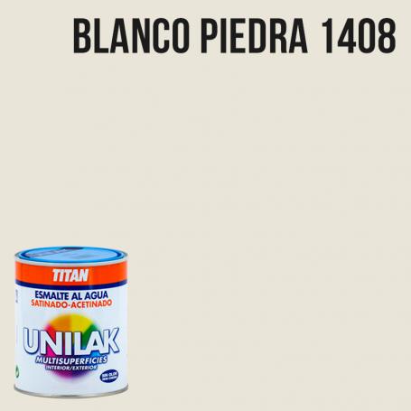 Titan Glaze para a água Unilak cetim