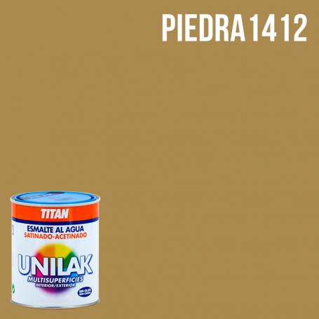 Titan Esmalte al agua Unilak satinado