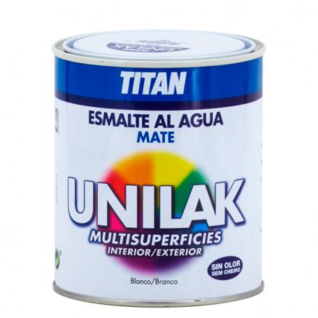 Titan Esmalte al agua Unilak Mate