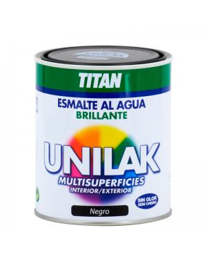 Titan Glaze all'acqua Unilak Brilliant