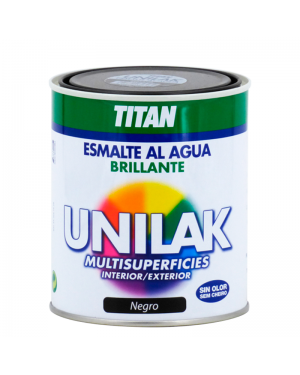 Titan-Glasur zum Wasser Unilak Brilliant
