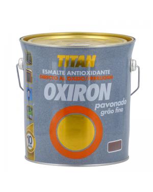 Titan Esmalte antioxidante Titan Oxiron Pavonado 4L