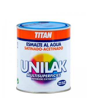 Titan Satin Unilak polido à base de água Cores descontinuadas