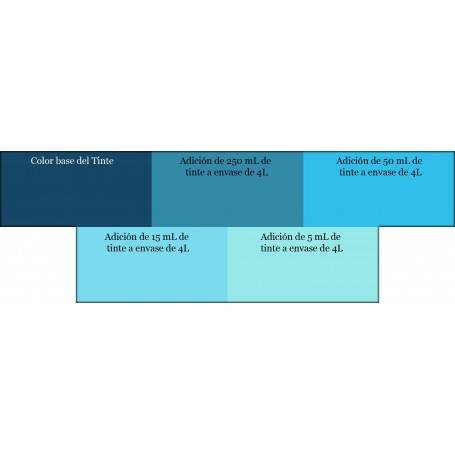 Tinte colorante universal Alp Azul
