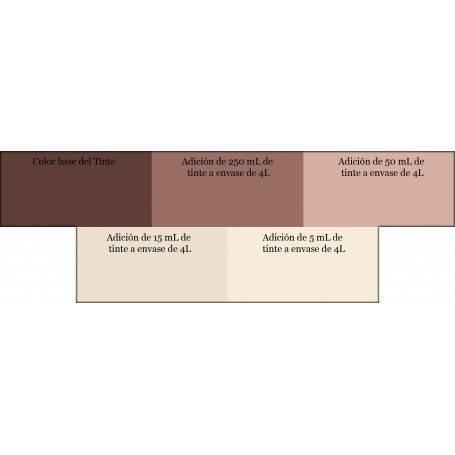 Tinte colorante universal Alp Marrón