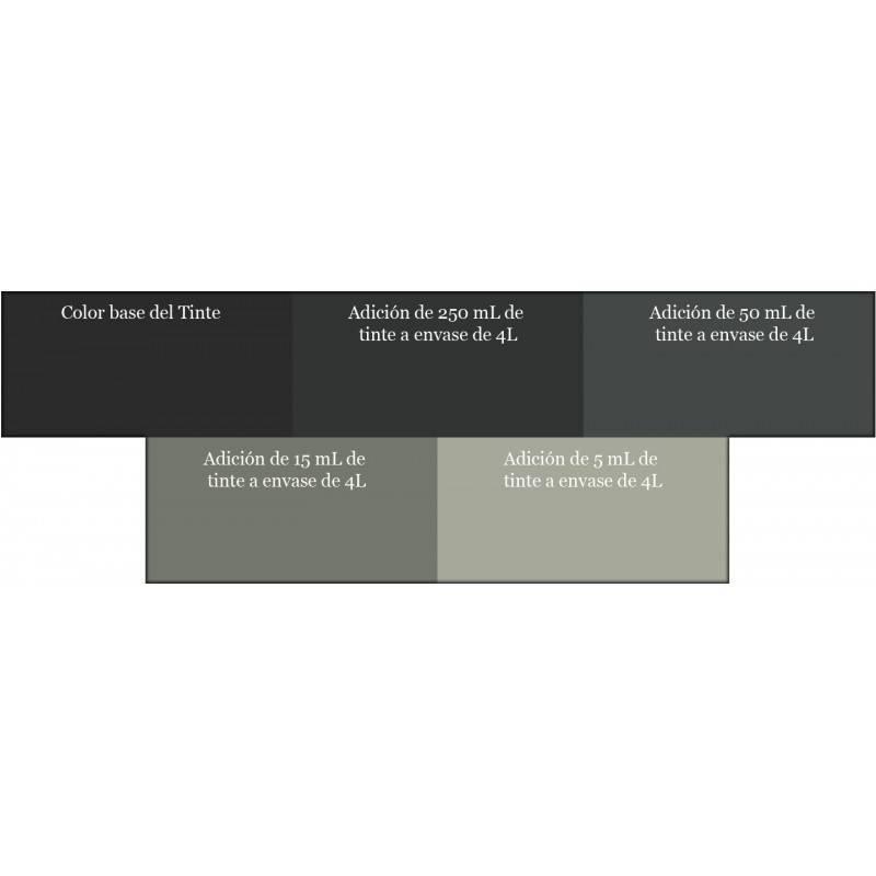 Tinte colorante universal Alp Negro