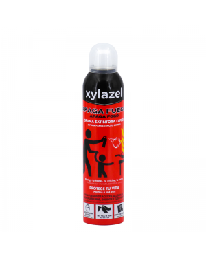 Xylazel Spray Apaga Fuego Xylazel 400 mL