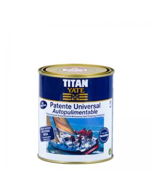Titan Yate Patent Autopul. Univ. Titan-Durchschnittsgeschwindigkeit