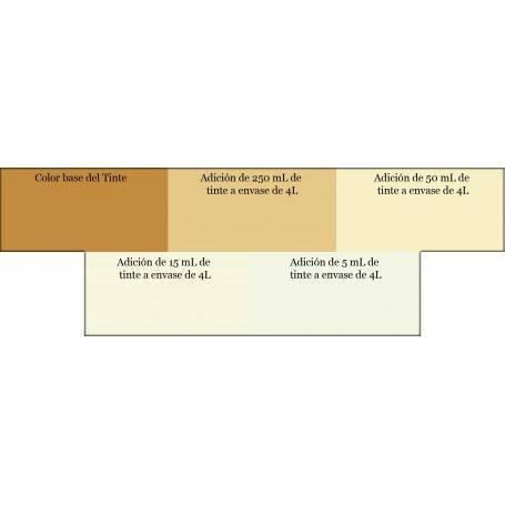 Tinte colorante universal Alp Ocre