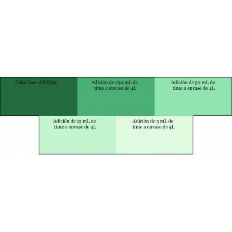 Tinte colorante universal Alp Verde Brillante