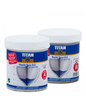 Titan Yate Masilla Epoxi Baja Densidad 1 L