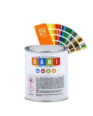 Pinturas Dami Esmalte Sintético S/R Mate RAL