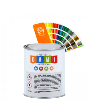 Paintings Dami Synthetic Enamel S / R Mate