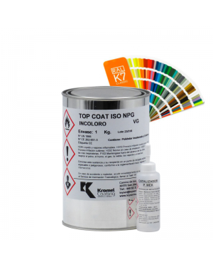 Top Coat Leyser ISO NEO Colore Paraffina RAL