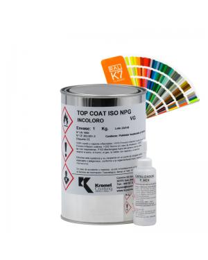 Leyser Decklack ISO NEO Color RAL Paraffin