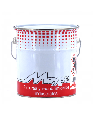 Moype Synthetic Primer Antiossidante Rosso 4L Moype