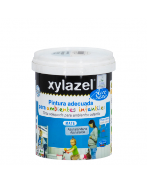 Xylazel Painting Children's Environments Xylazel Aire Sano