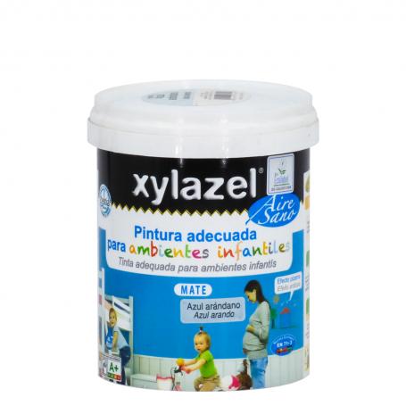 Xylazel Pintura Ambientes Infantiles Xylazel Aire Sano