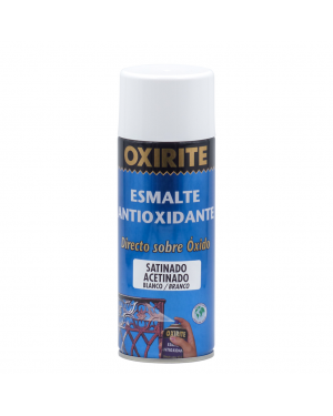 Xylazel Peinture antirouille en aérosol satiné Oxirite
