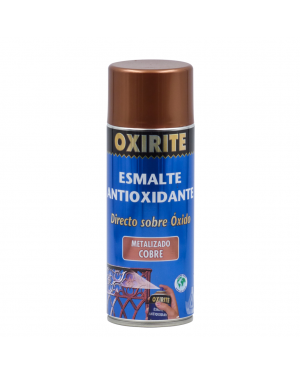 Xylazel Oxirite spray metallized antioxidant paint