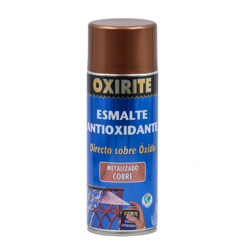 Xylazel Oxirite spray metallized antioxidant paint