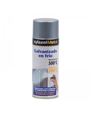 Xylazel spray de xilazel galvanizado a frio 400 mL