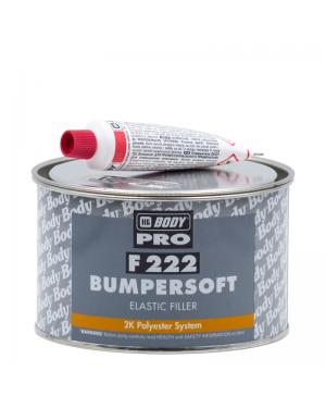 HB BODY Mastic Plastique BumperSoft HB Corps 1 Kg