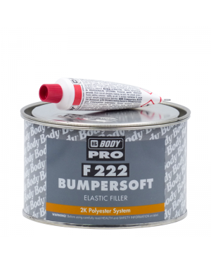 HB BODY Plastic Putty BumperSoft HB Body 1 Kg