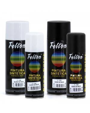 Felton Felton satin spray synthetic paint