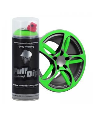 DIP INTEIRO Vinil Líquido Fluorescente Spray Full Dip 400 mL