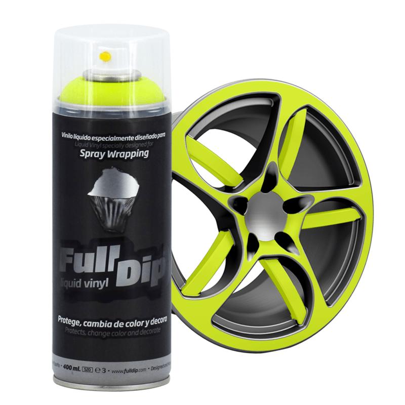 FULL DIP Full Dip Spray Fluorescent Liquid Vinyl 400 mL