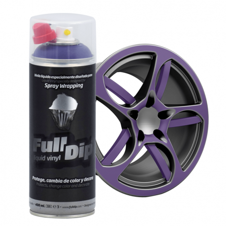 FULL DIP Spray Full Dip Solid Color Vinyl Liquid 400 mL