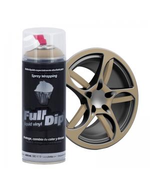 Vaporisateur FULL DIP Liquide militaire en vinyle à usage militaire 400 ml