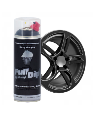 FULL DIP Vinile liquido metallizzato a spruzzo totale a immersione totale 400 mL
