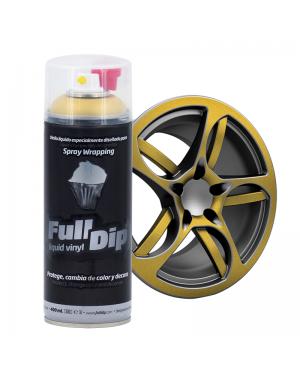 FULL DIP Spray Volltauchverchromte Vinylflüssigkeit 400 ml