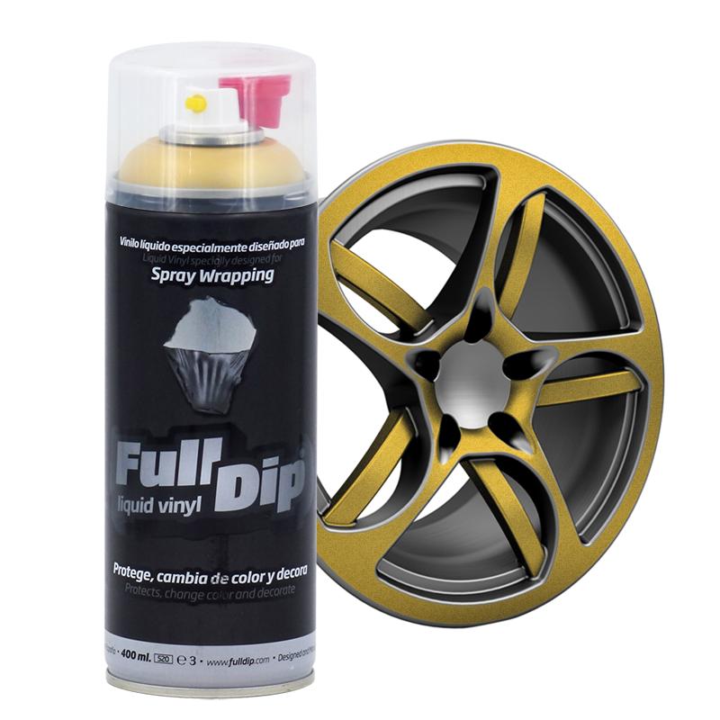 FULL DIP Spray Full Dip Chromed Vinyl Liquid 400 mL