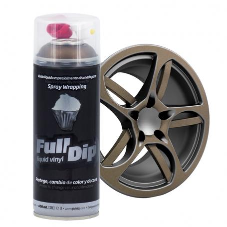 FULL DIP Spray Full Dip Diamond Pearl Vinilo Líquido 400 mL