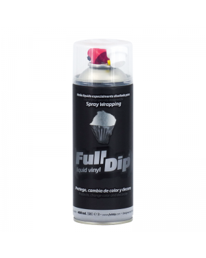 FULL DIP Spray Vernis Vinyle Trempage Intégral 400 ml