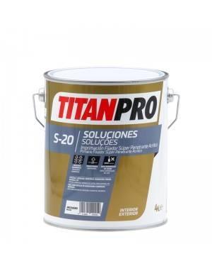 Titan Pro Imprimación Fijadora superpenetrante S20 Titan Pro