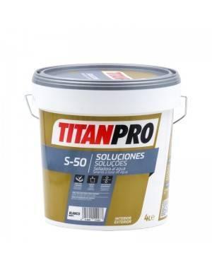 Titan Pro Sealant Pénétrant à l'eau blanc mat S50 Titan Pro