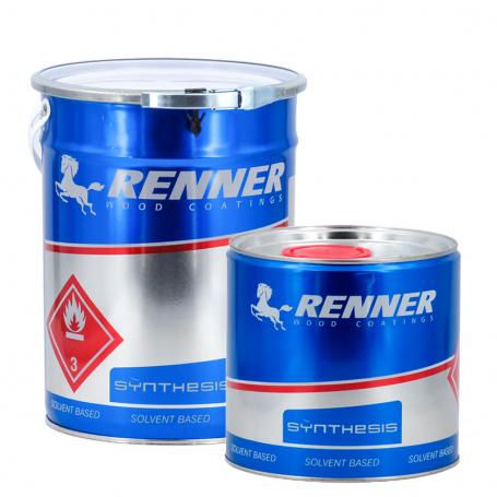 Renner Italia Fund White Polyurethane Renner 5 Kg + Catalyst