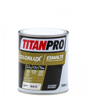 Esmalte sintético Titan Pro com PU Colorlux mate Titan Pro