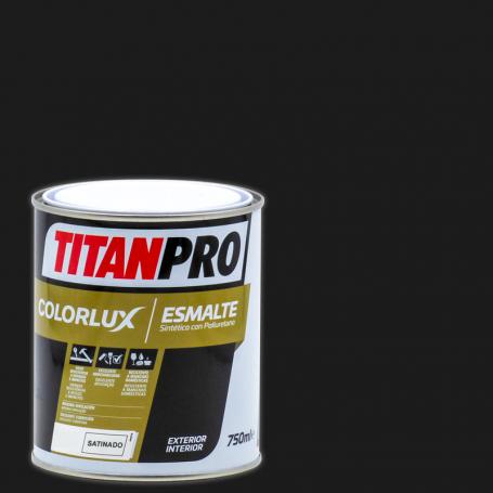 Titan Pro Esmalte sintético con PU Colorlux satinado Titan Pro