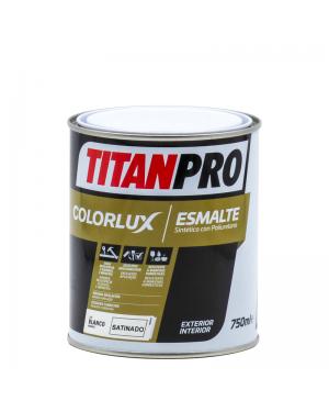 Titan Pro Synthetischer Emaille mit Colorlux Satin PU Titan Pro