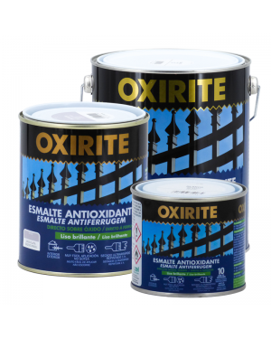 Xylazel Oxirite liscia 10 colori vivaci