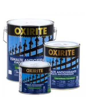 Xylazel Oxirite glatt 10 glänzend weiß-schwarz