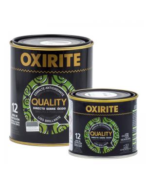 Xylazel Esmalte Antioxidante Oxirite Quality Monocapa 12 años