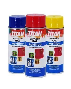 Titan Esmalte Acrílico Titan Spray 400 mL
