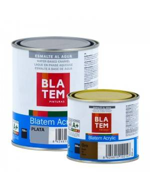Blatem Paints Acrílico metálico acrílico Blatem