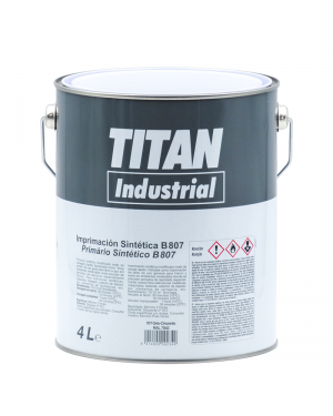 Titan Industrial Synthetic primer 807 4 L Titan